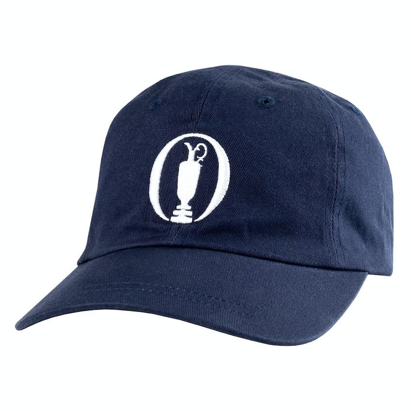 The Open Toddler Fit Baseball Cap - Navy 0