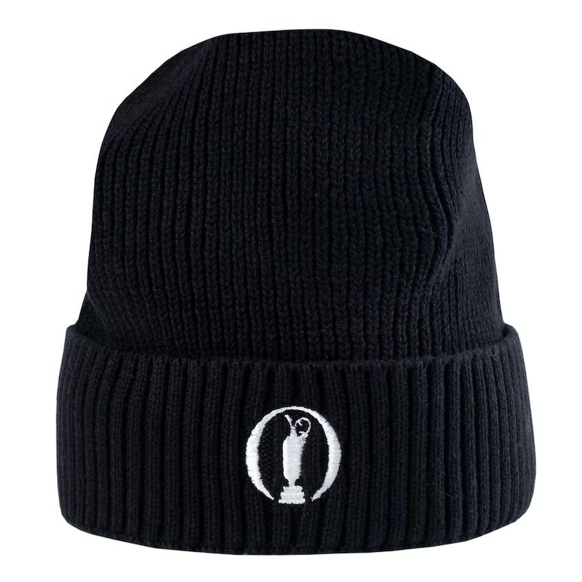 BOSS Arebo Beanie Hat - Black 0