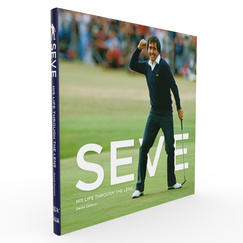 Seve: His Life Through The Lens 0