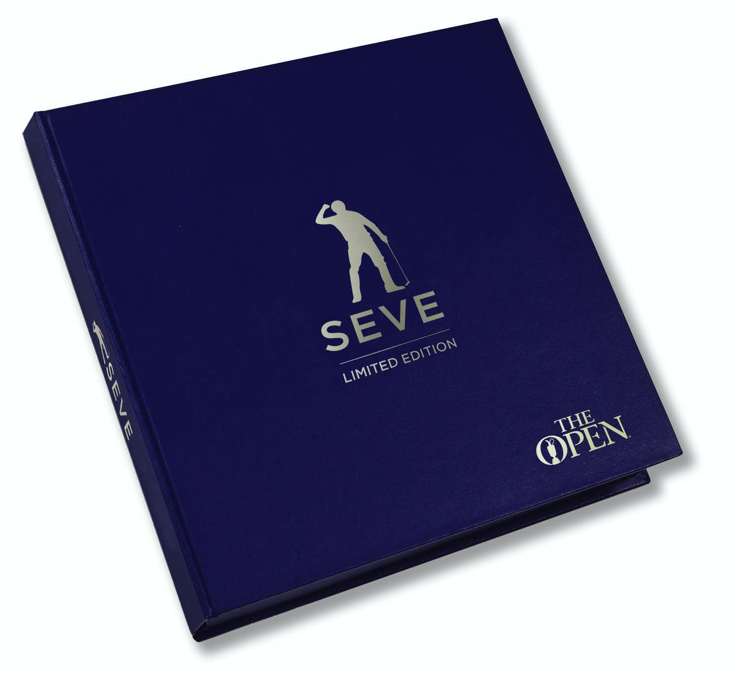 Seve: His Life Through The Lens (Limited Edition Boxed Version)