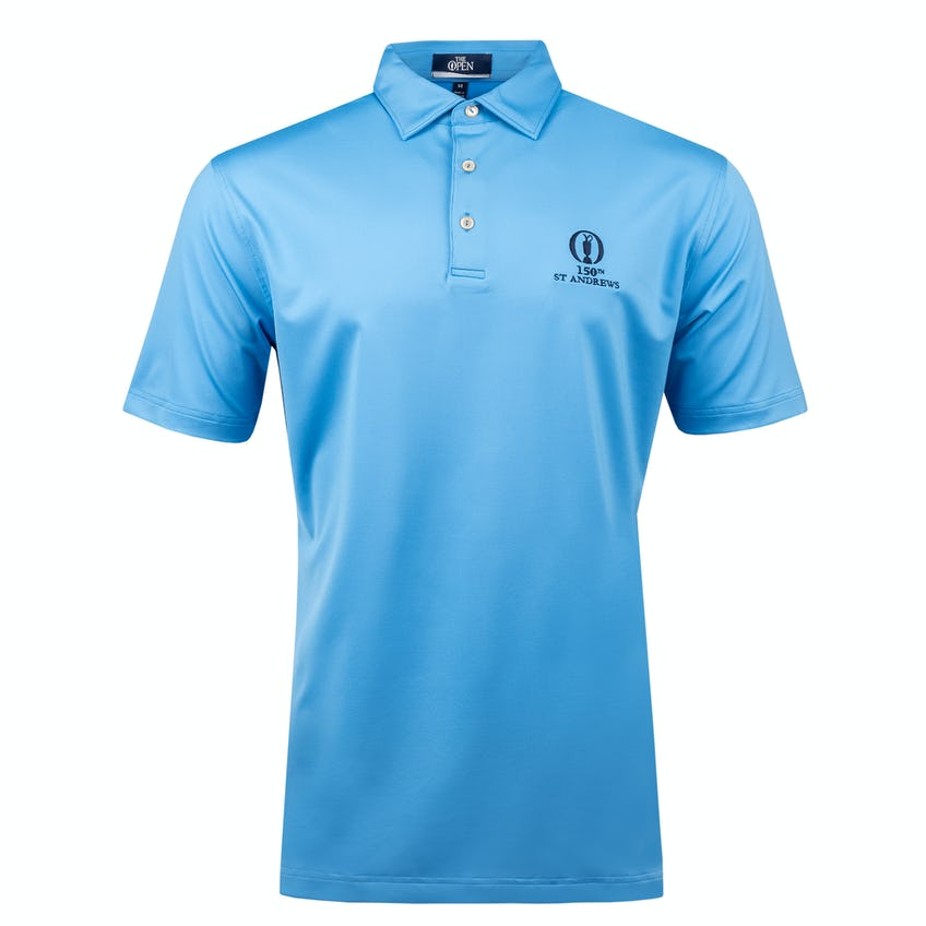 150th St Andrews Polo Shirt - Blue 0