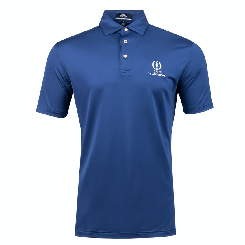 150th St Andrews Polo Shirt - Navy 0