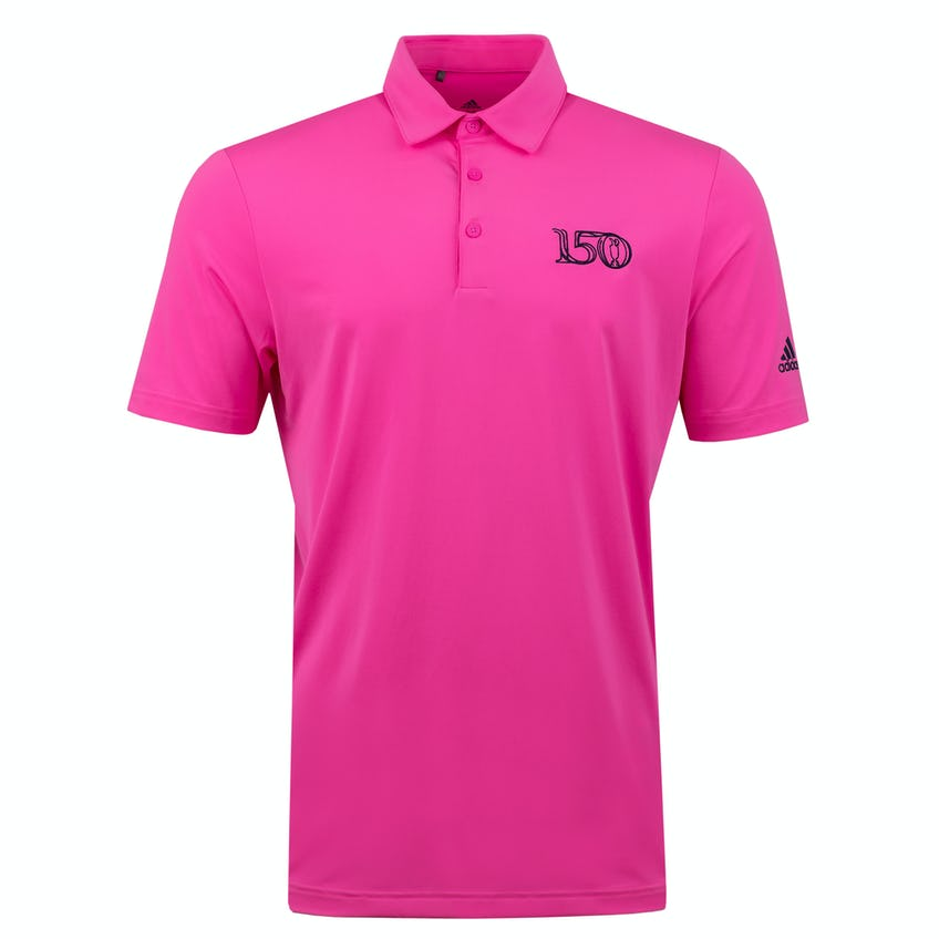 Commemorative 150th Open adidas ULT365 Polo Shirt - Pink 0