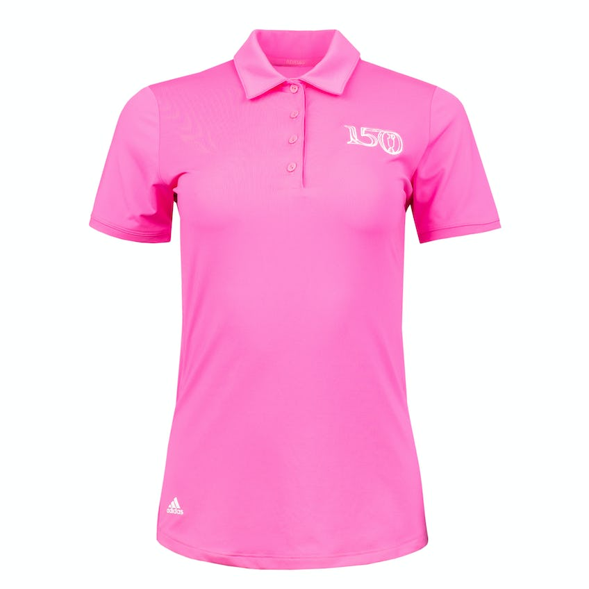 Commemorative 150th Open adidas Ultimate365 Polo Shirt - Pink 0