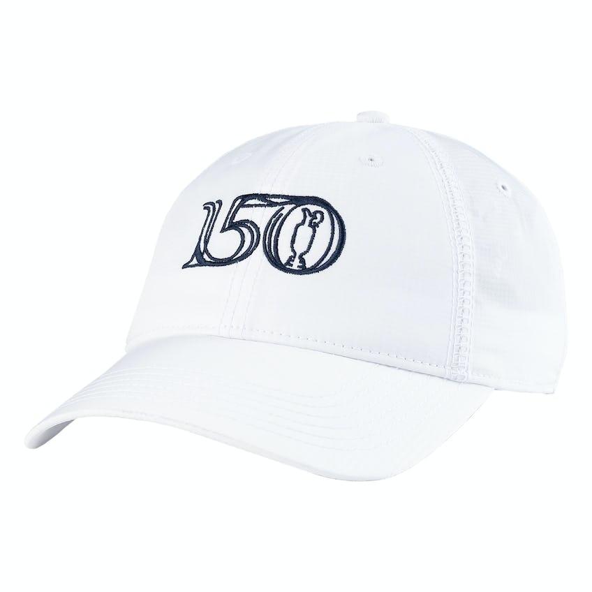 Commemorative 150th Open Baseball Cap - White 0