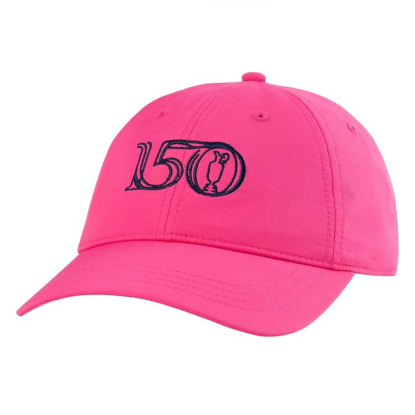 Commemorative 150th Open Baseball Cap - Pink 0