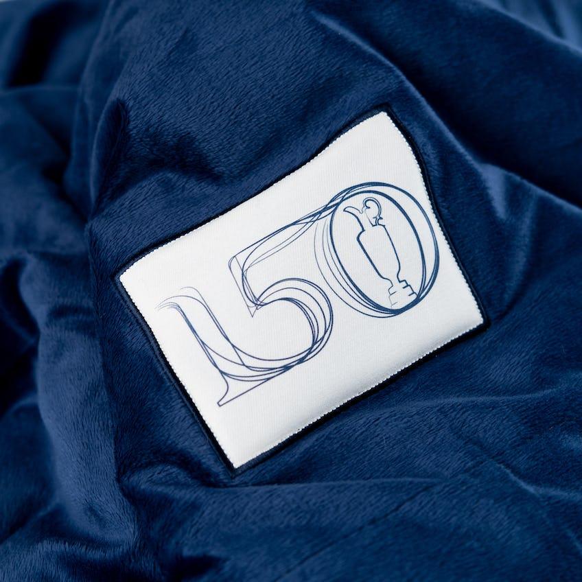 Commemorative 150th Open Sherpa Blanket - Navy 0