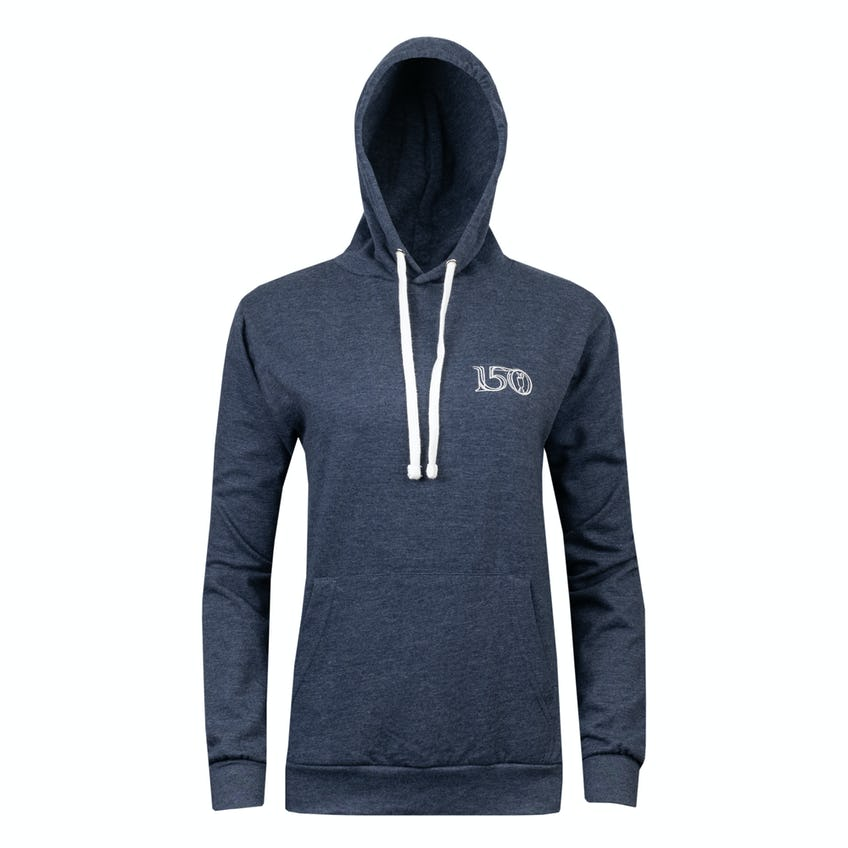 Commemorative 150th Open Pullover Hoodie - Navy 0