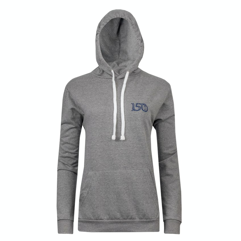 Commemorative 150th Open Pullover Hoodie - Grey 0