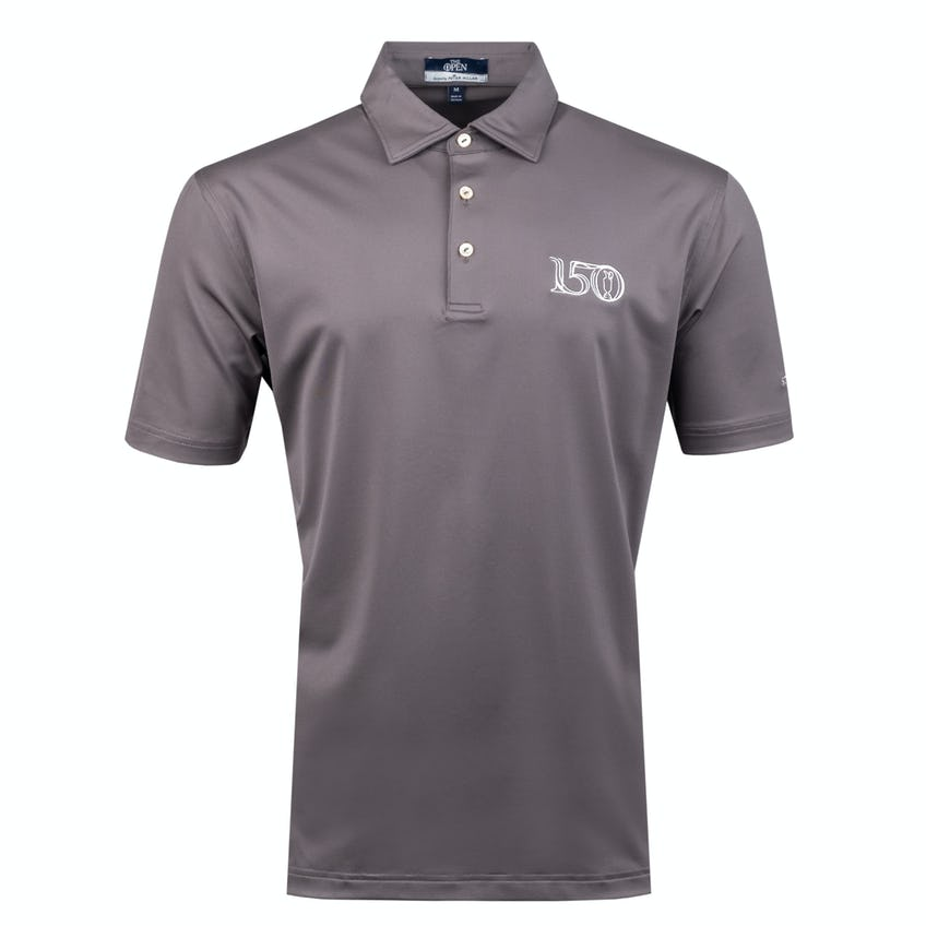 Commemorative 150th Open Polo Shirt - Grey 0