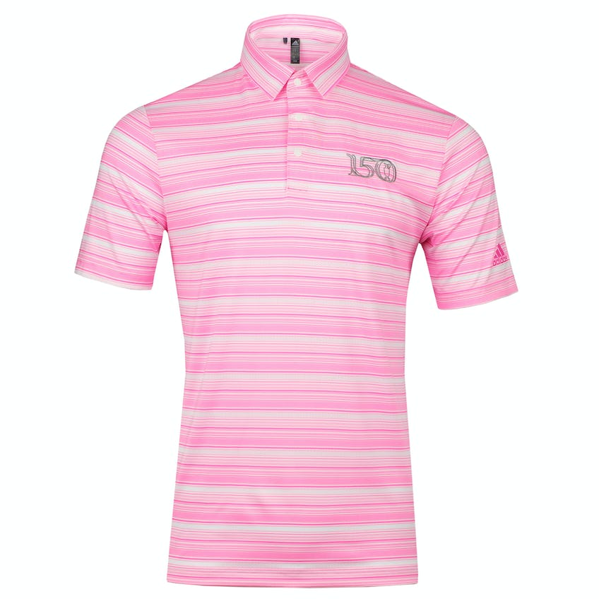 Commemorative 150th Open adidas Polo Shirt - Pink 0