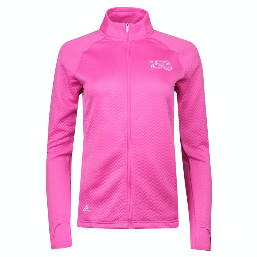 Commemorative 150th Open adidas Full-Zip Layer Sweater - Pink 0