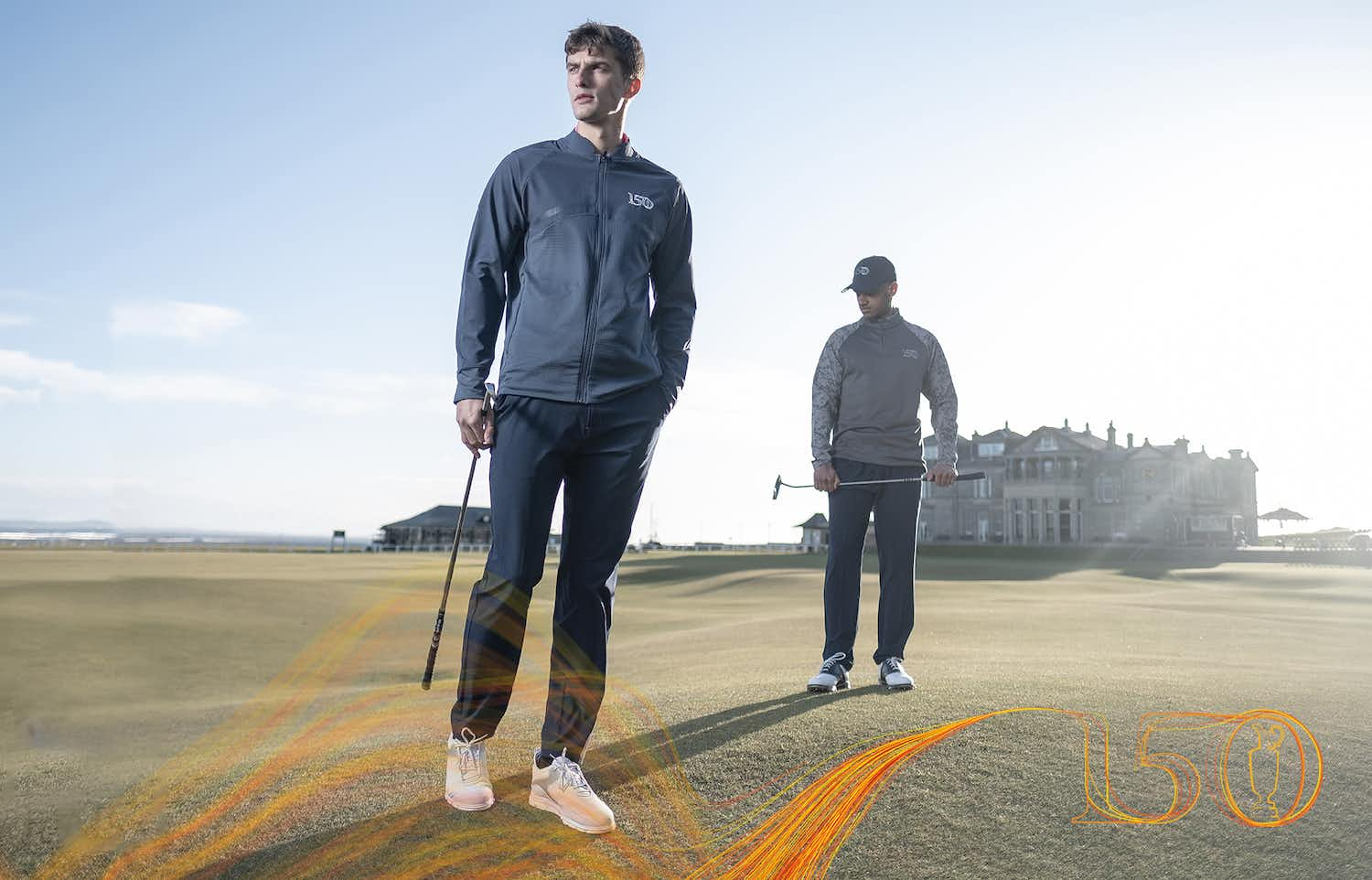 The All New Commemorative 150th Open Logo Collection