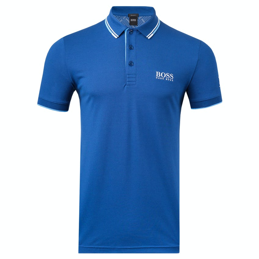 150th St Andrews BOSS Paddy Pro Polo Shirt - Blue 0