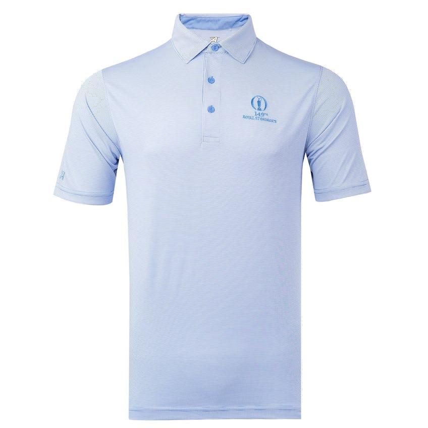 149th Royal St George's Polo Shirt - Blue 0