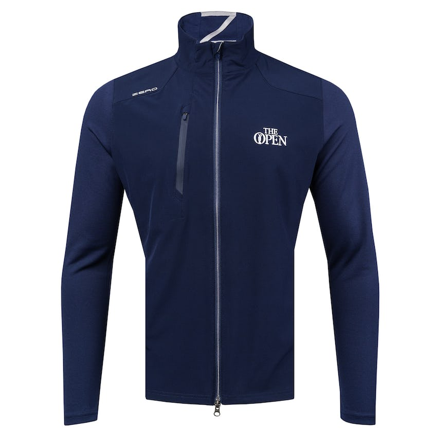 149th Royal St George's Zero Restriction Water-Repellent Jacket - Navy 0