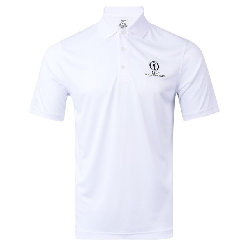 149th Royal St George's Polo Shirt - White 0