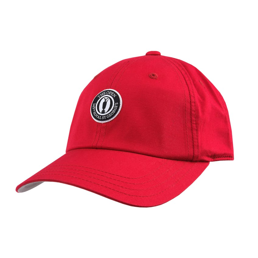 149th Royal St George's Baseball Cap - Red 0