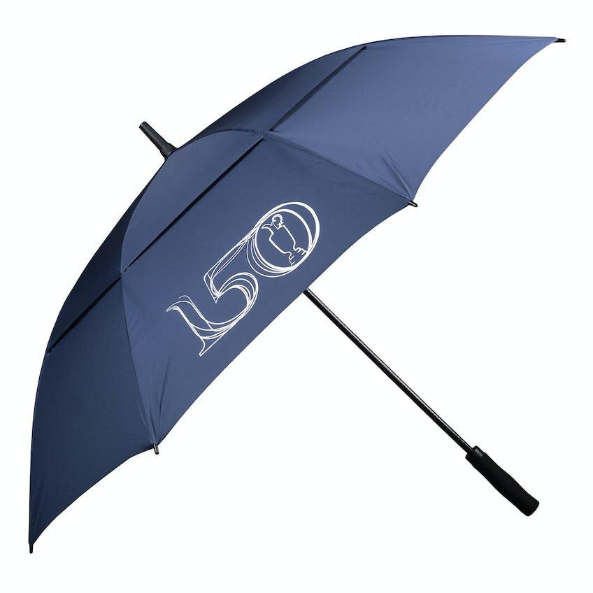Commemorative 150th Open Large Golf Umbrella - Navy 0