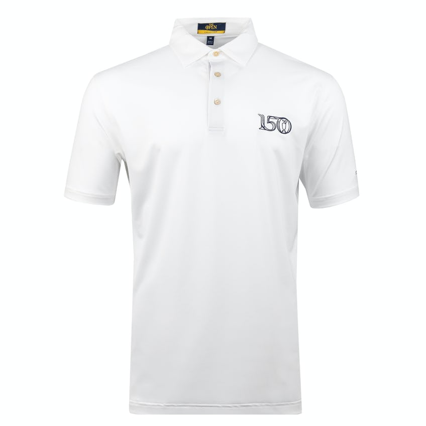Commemorative 150th Open Performance Polo Shirt - White 0
