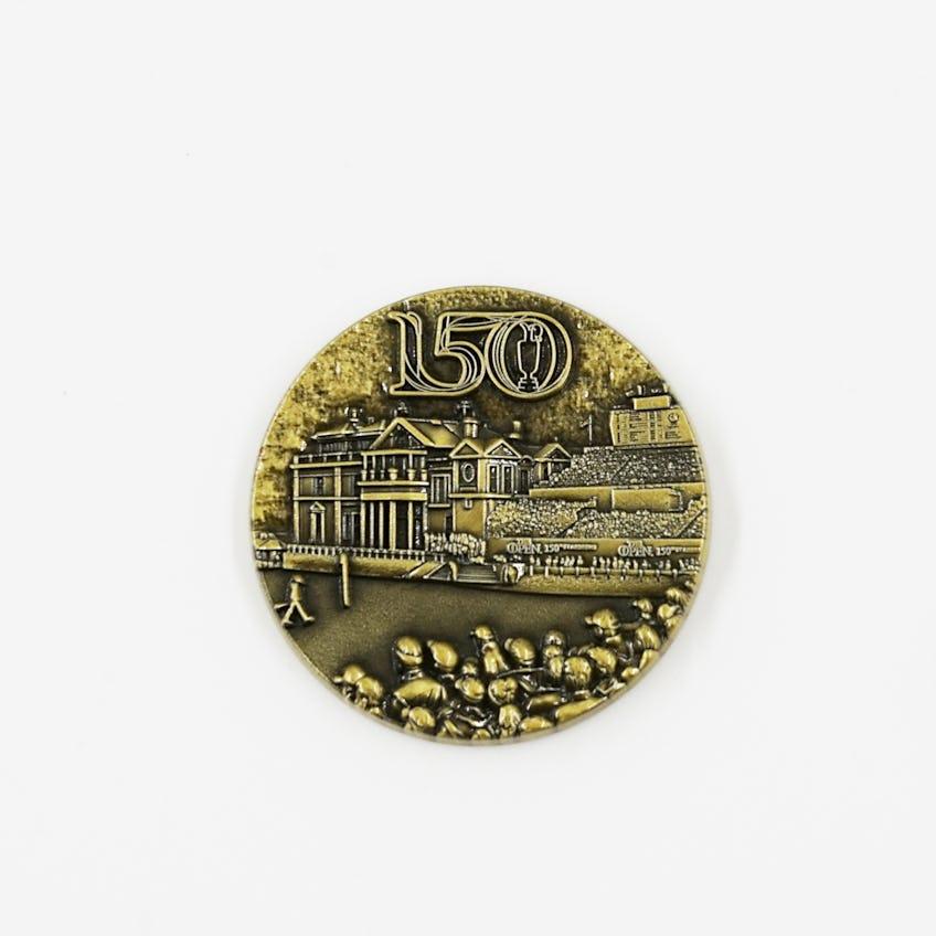 Commemorative 150th Open Ball Marker 0