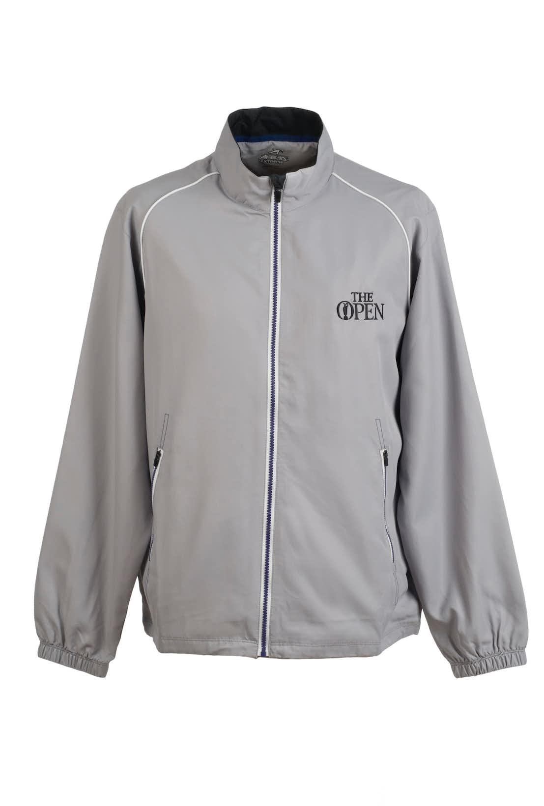 The Open Jacket - Grey