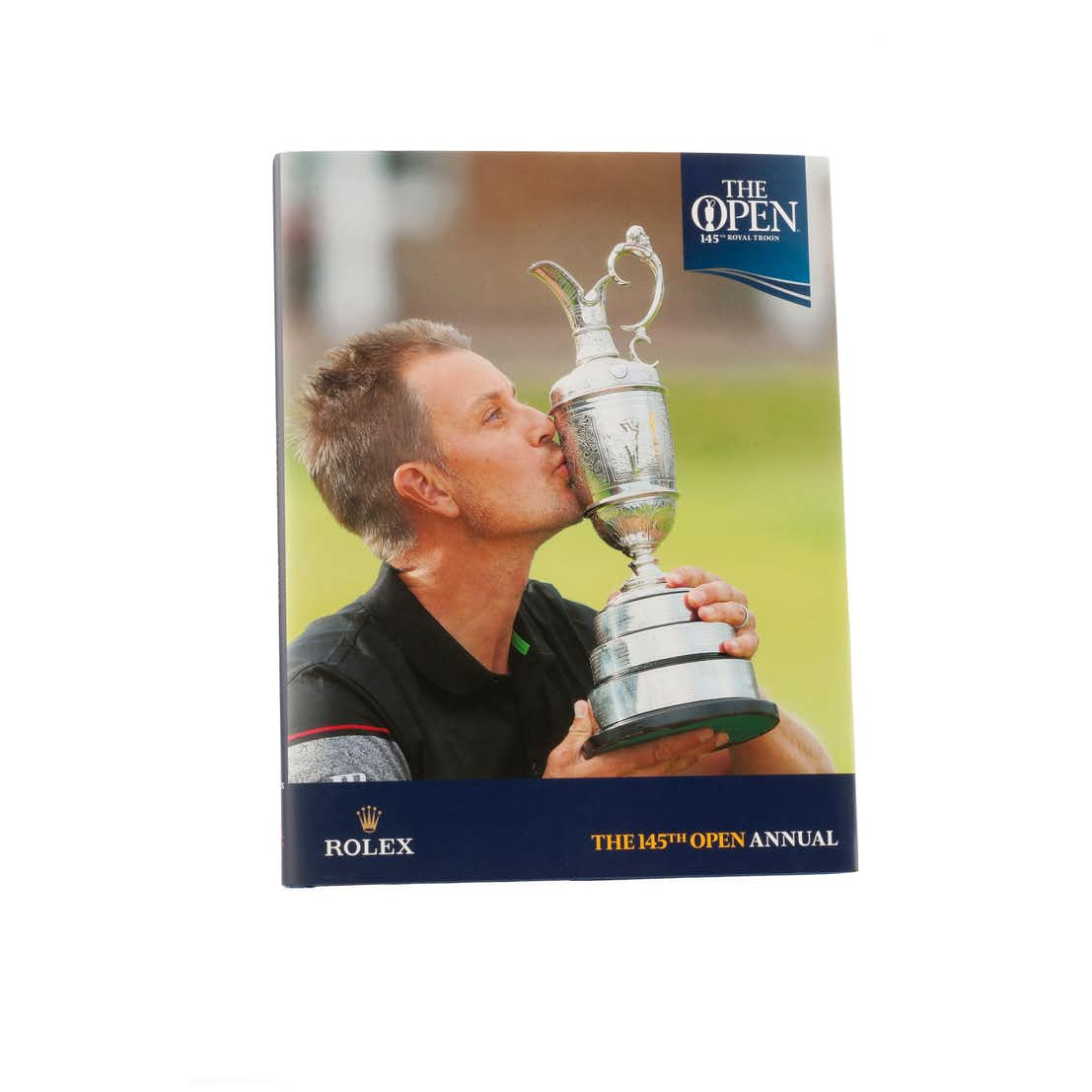 145th Royal Troon Official Annual
