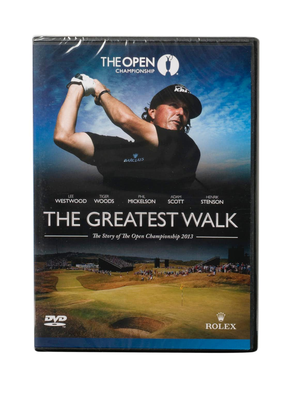 142nd Muirfield Open DVD (US)