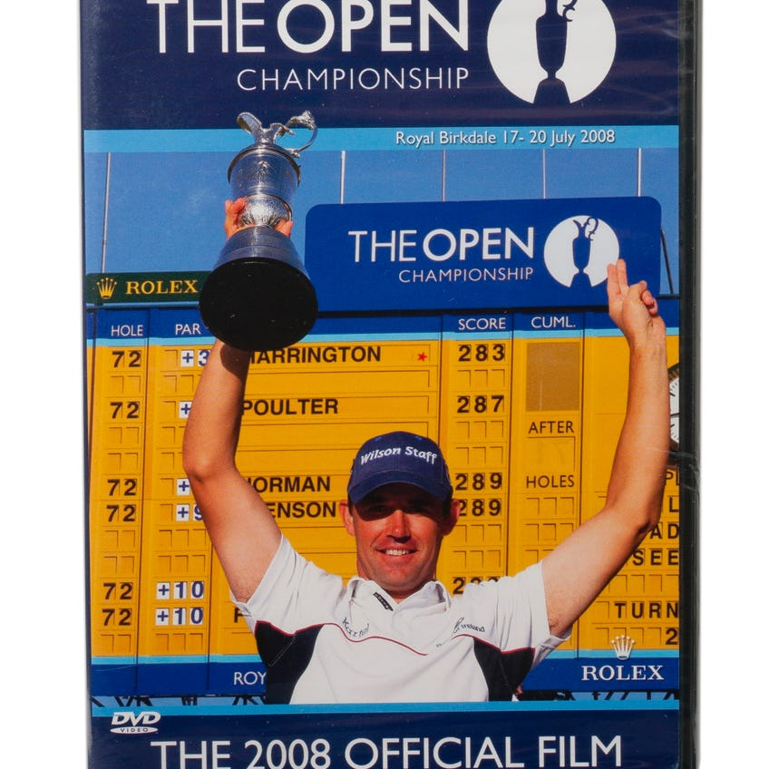 137th Royal Birkdale Open DVD (US)