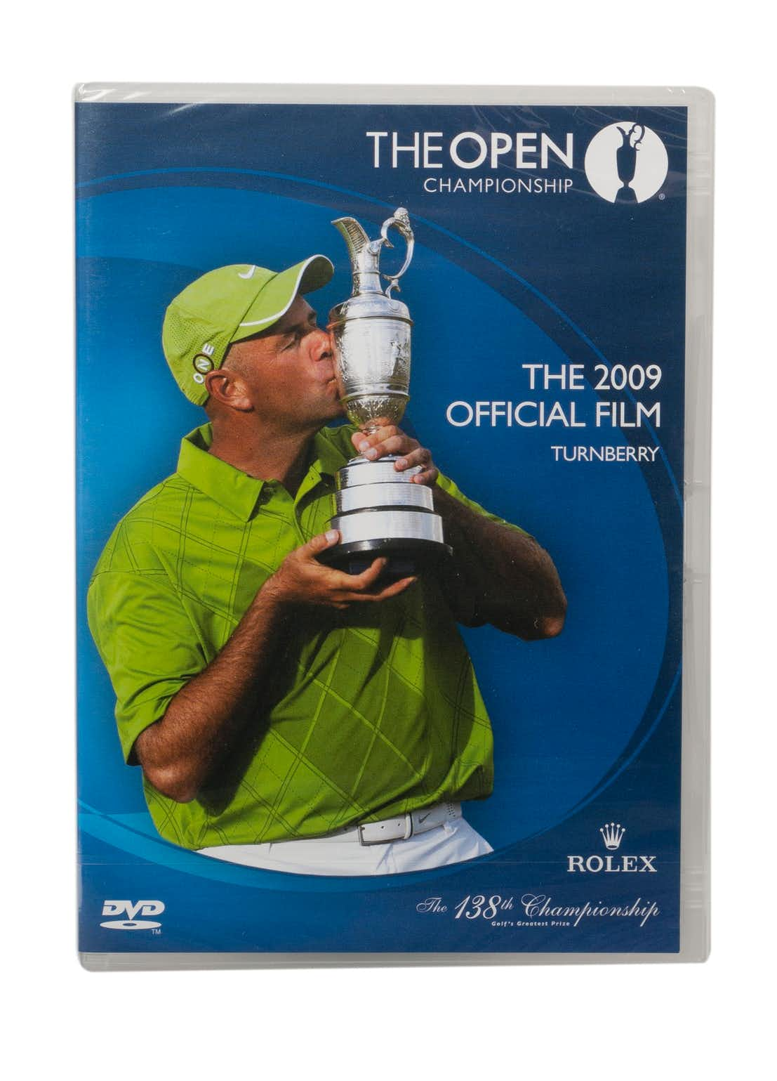 138th Turnberry Open DVD (US)