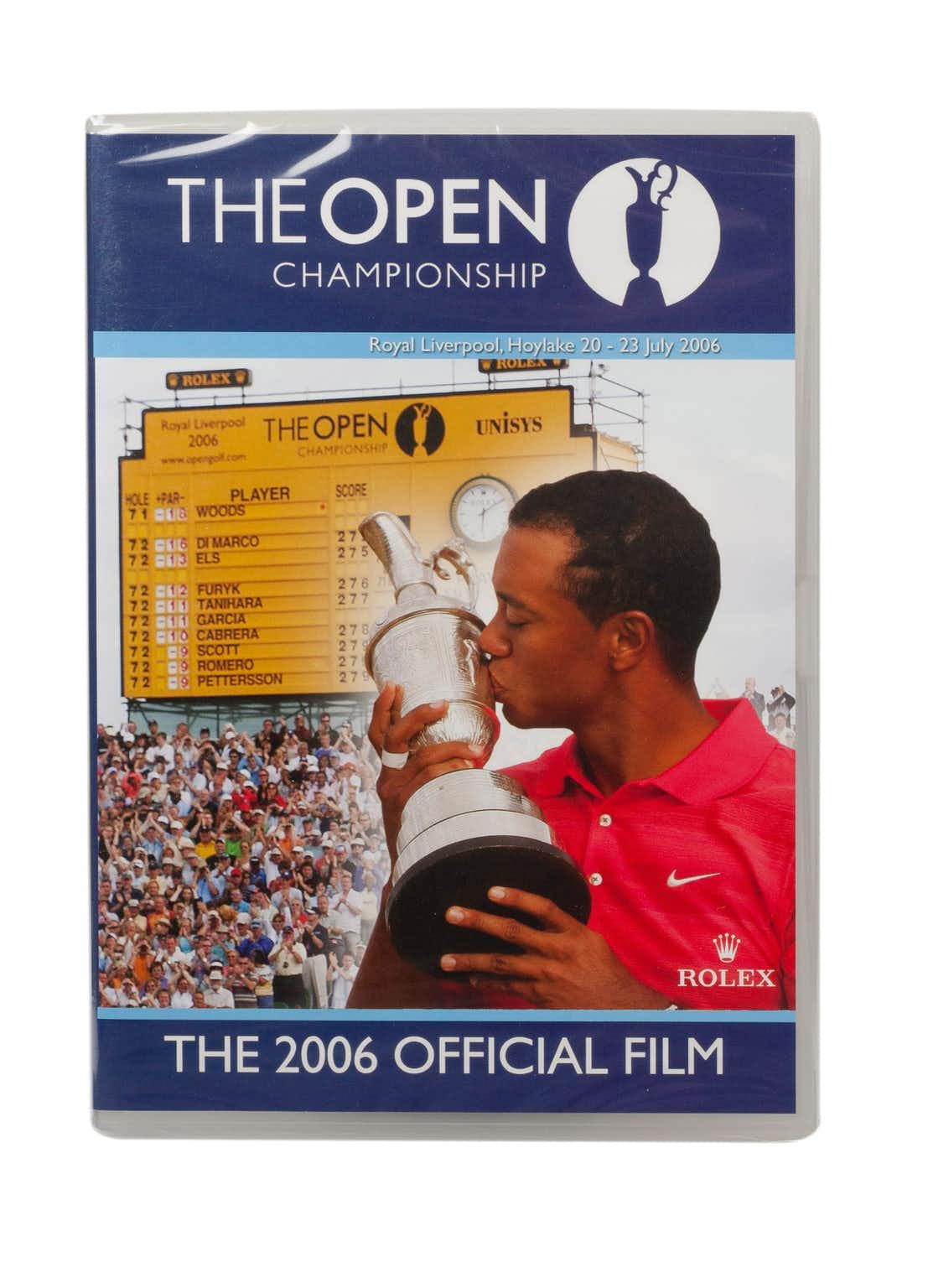 135th Royal Liverpool Open DVD (US)
