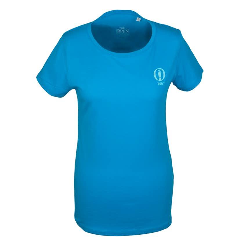 146th Royal Birkdale Crew-Neck T-Shirt - Blue