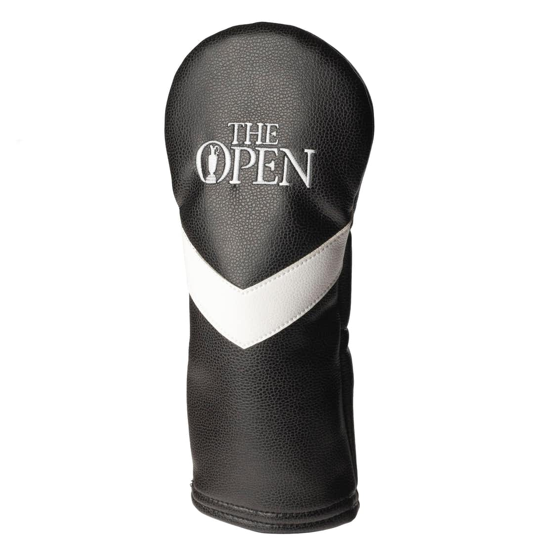 The Open Utility Headcover - Black