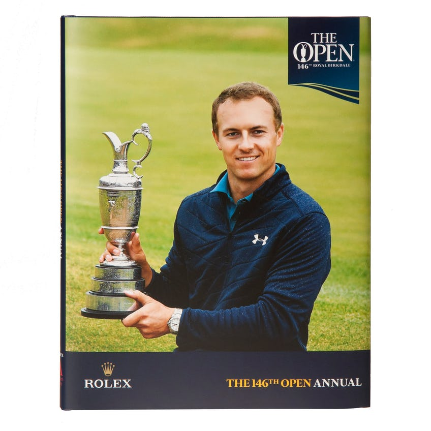 146th Royal Birkdale Official Annual