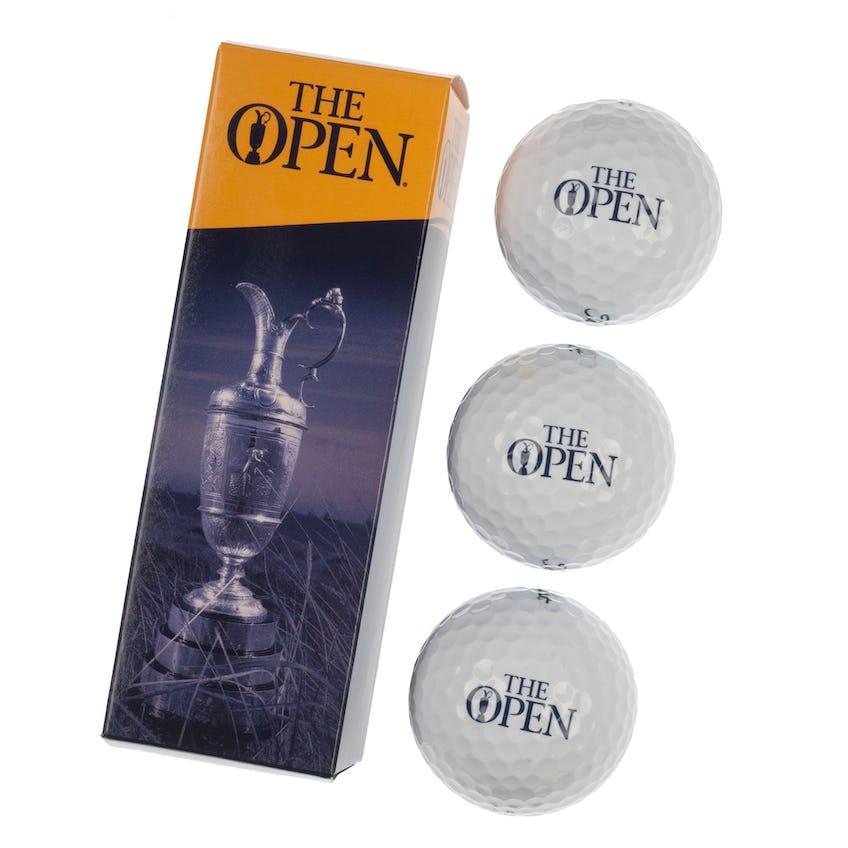 The Open TruFeel Three-Ball Sleeve