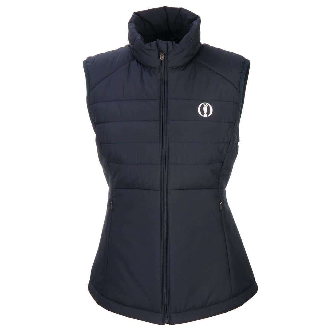 The Open BOSS Gilet - Blue