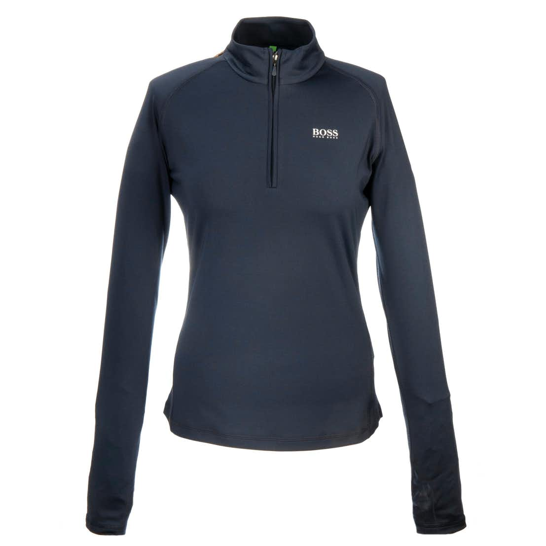 The Open BOSS 1/4-Zip Layer Pullover - Blue