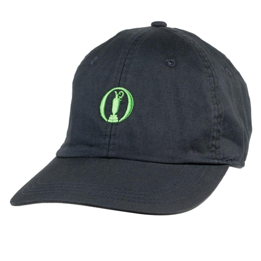 The Open Baseball Cap - Blue 0