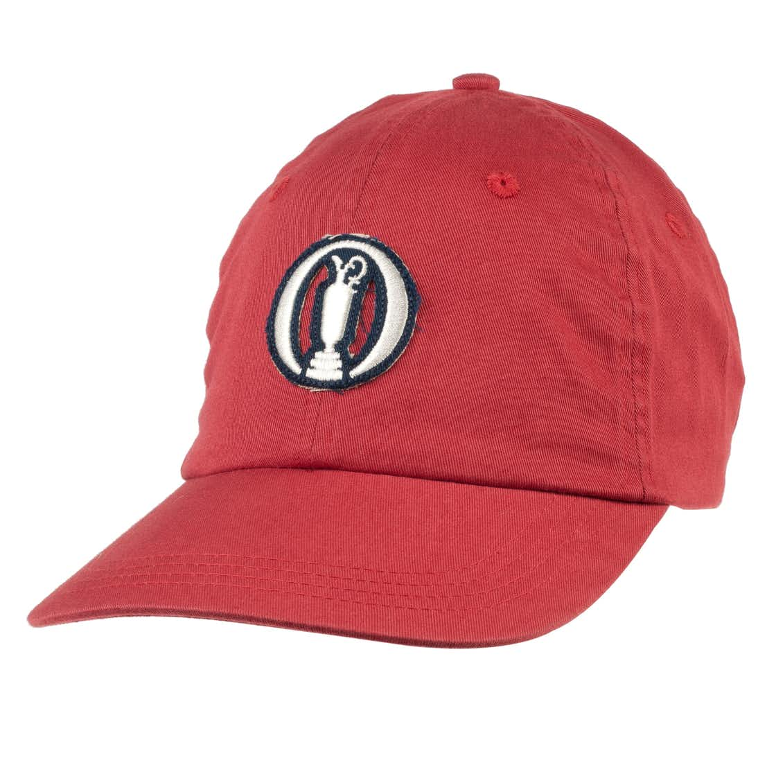 The Open Baseball Cap - Red