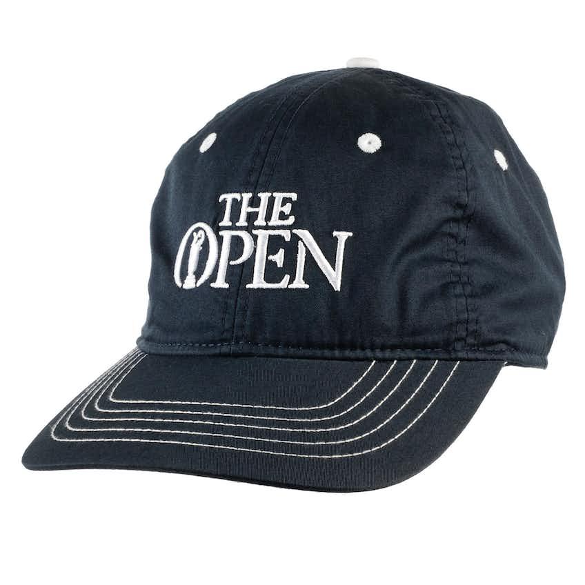 The Open Baseball Cap - Blue
