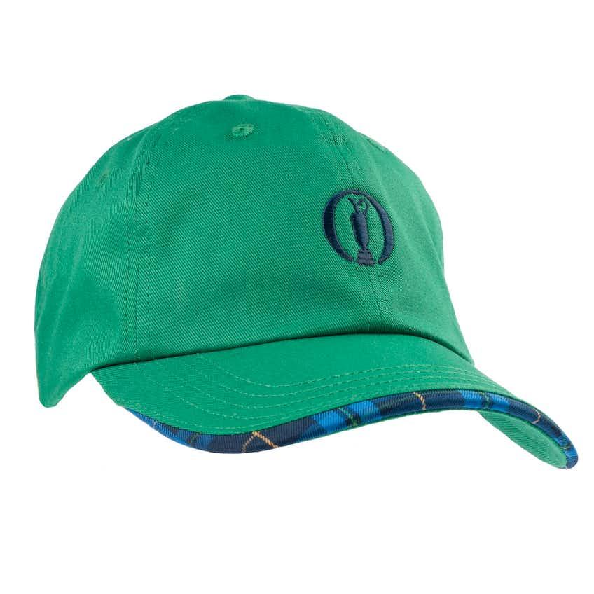 Tartan Collection Baseball Cap - Green