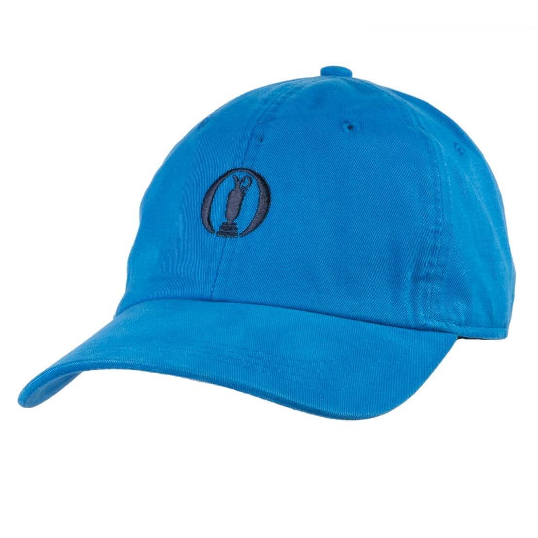 Tartan Collection Baseball Cap - Blue