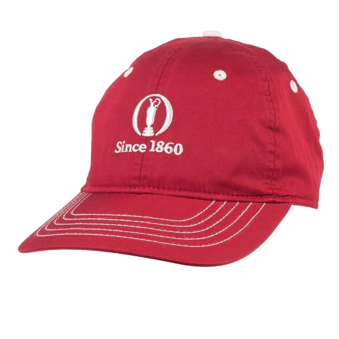 Heritage Since 1860 Baseball Cap - Red