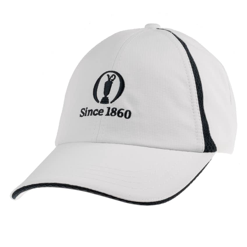 Heritage Since 1860 Baseball Cap - White