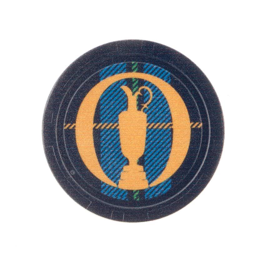 Tartan Collection Collector's Coin - Tartan