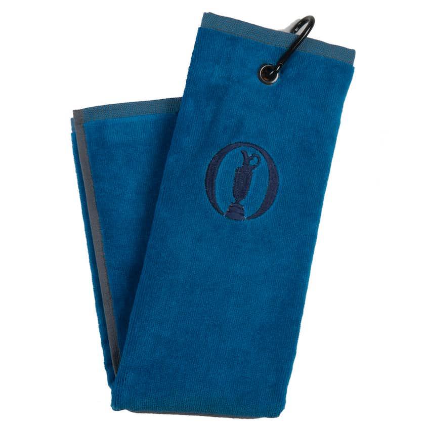 Tartan Collection Towel - Blue
