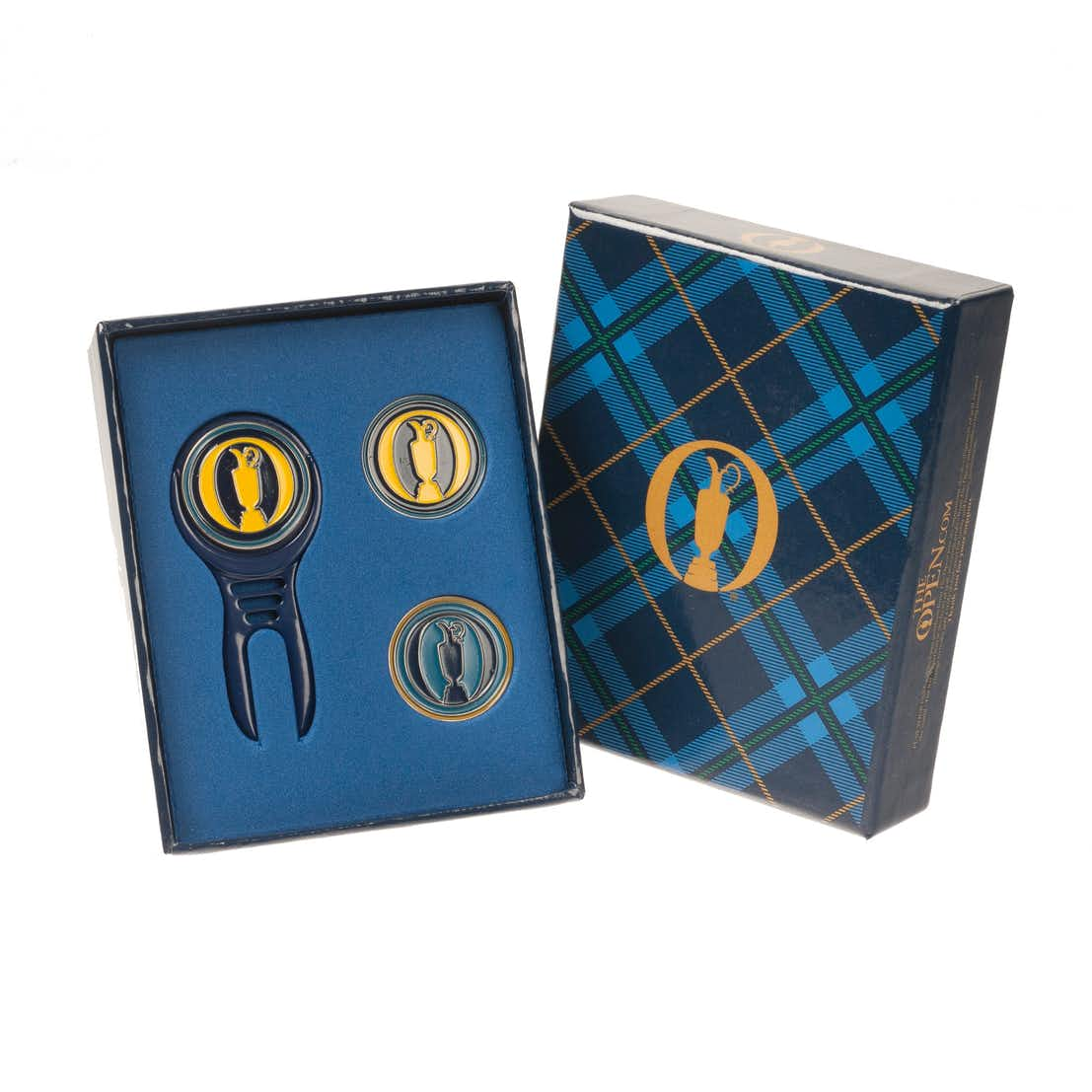 Tartan Collection Three-Piece Gift Set - Tartan