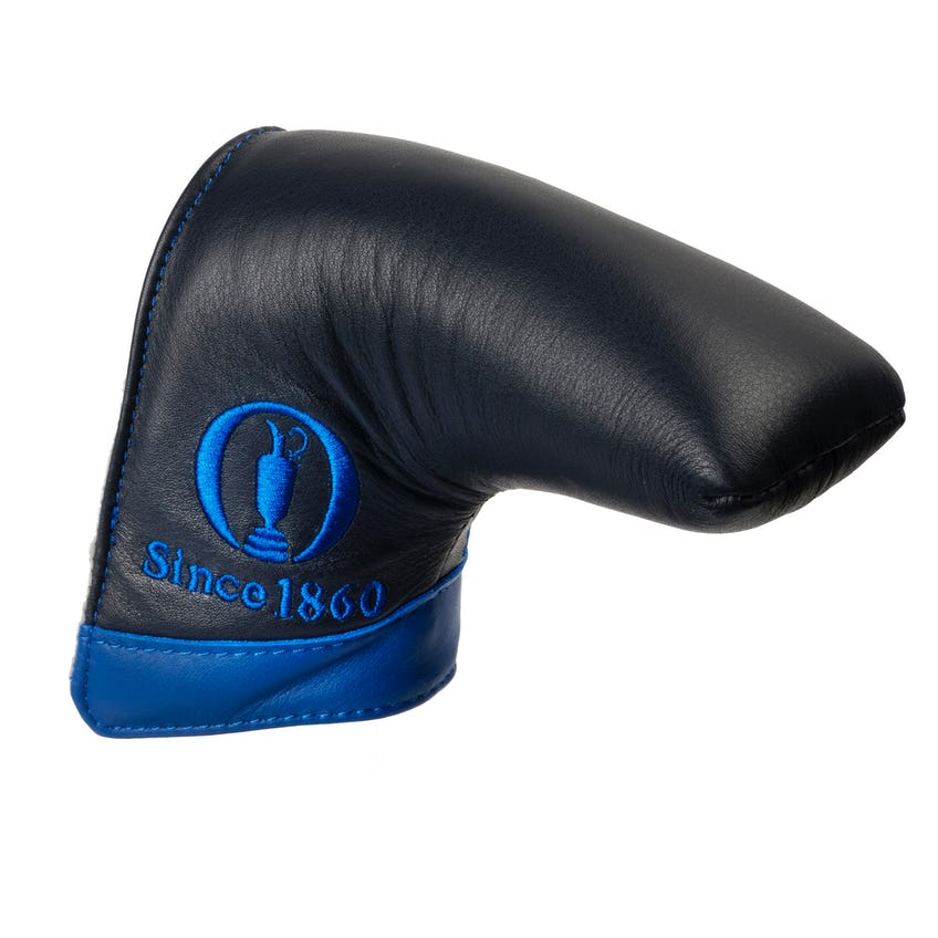 Heritage Since 1860 Blade Putter Cover - Blue