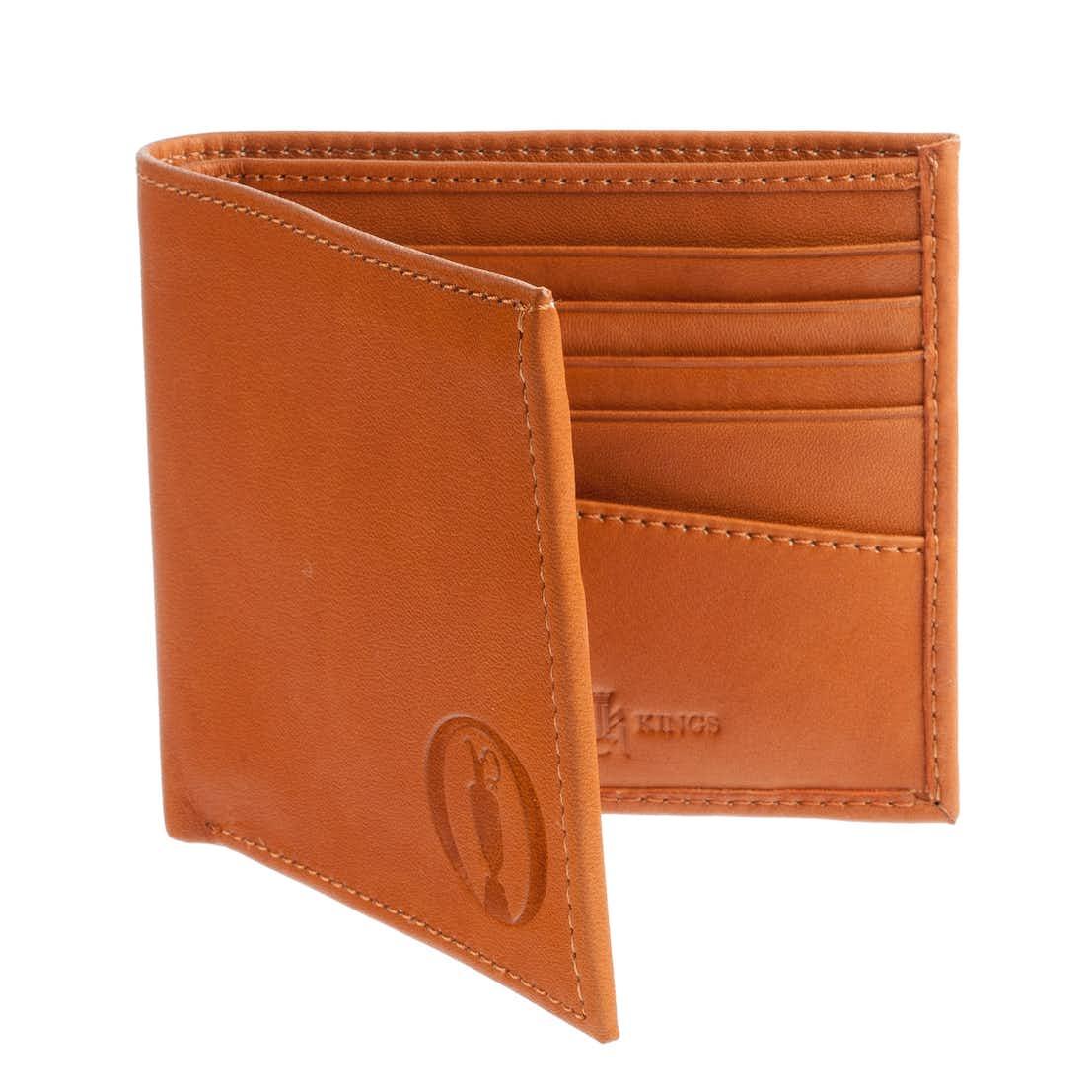 Links & Kings Wallet - Brown
