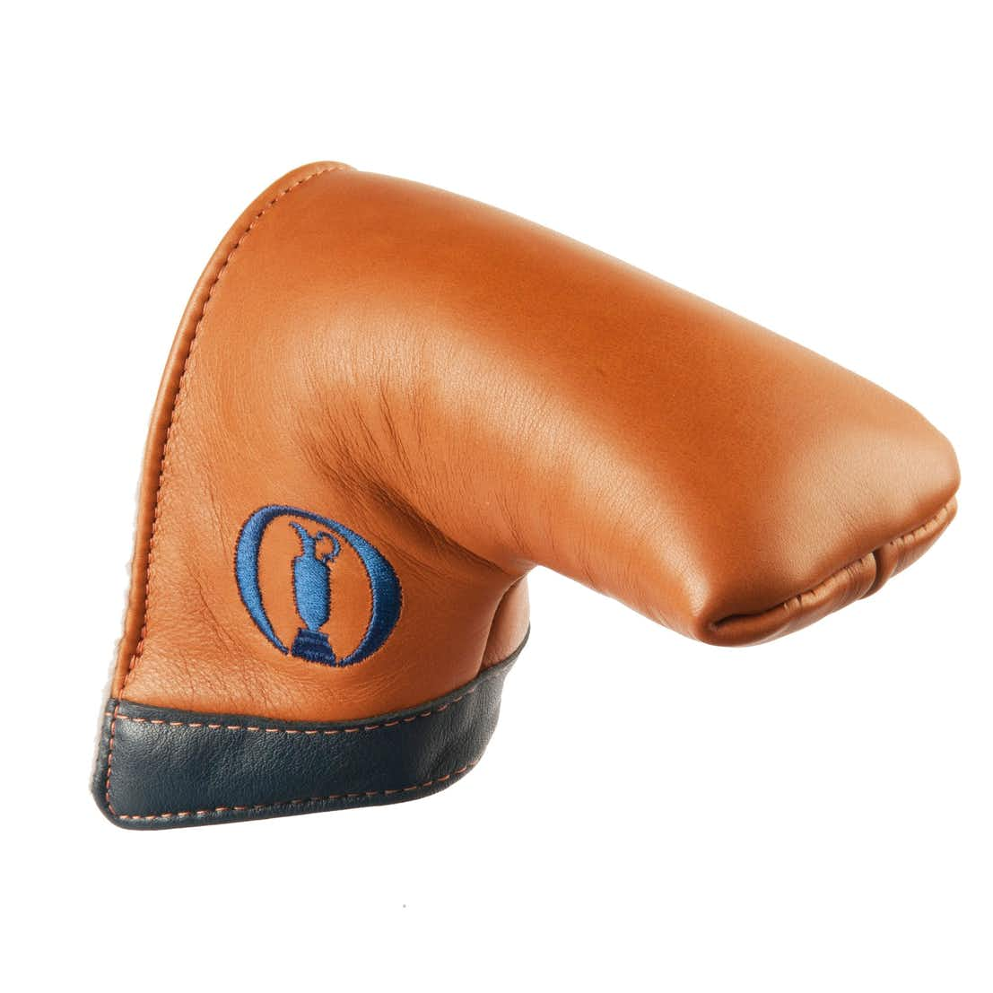 The Open Blade Putter Headcover - Brown